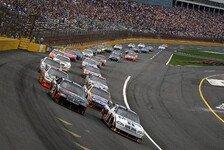 NASCAR - Vorschau: Coca Cola 600