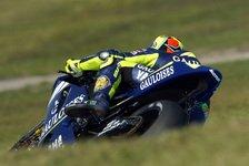 MotoGP - Qualifying: Rossi holt sich die Pole