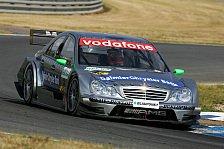 DTM - Mercedes: Gute Ausgangspositionen für Paffett und Green