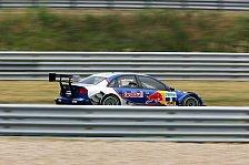 DTM - Audi legte Bestzeiten vor