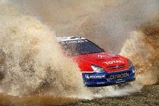 WRC - Griechenland Tag 2: Loeb der Mann des Tages