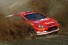 WRC - Peugeot: Pech für Marcus Grönholm