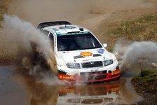WRC - Skoda: Wieder nichts