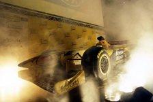 Formel 1 - Jordan 2005 - Nicht gerade das Gelbe vom Ei
