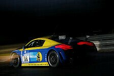 24 h Nürburgring - Audi rüstet sich für die 24 Stunden in der Eifel