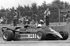 Formel 1 - Lotus 88 - Illegaler Doppeldecker als GP-Phantom