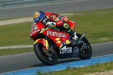 MotoGP - Auch die Kleinen haben getestet