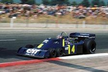 Formel 1 - Tyrrell P34 - Die Entstehung des Sechsrad-Tyrrells