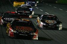 NASCAR - Nationwide: Mike Bliss gewinnt unter Rot