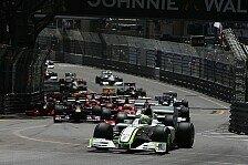 Formel 1 - Monaco GP - Button gewinnt im Fürstentum