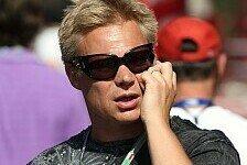 ADAC GT Masters - Ex-Formel 1-Pilot Mika Salo startet im GT Masters