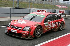 DTM - Opel: Nur Aiello im Glück