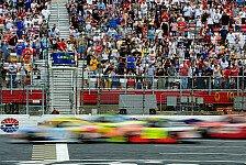 NASCAR - Reutimann gewinnt ohne Führungsrunde