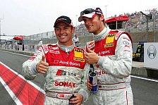 DTM - Qualifying: Le Mans Rekordler Kristensen holt sich die Pole
