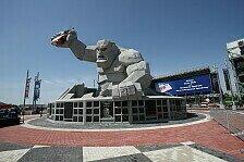 NASCAR - Vorschau: Autism Speaks 400