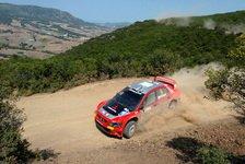 WRC - Mitsubishi darf auf WM-Punkte hoffen