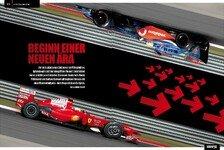 Formel 1 - Blick ins Heft: Motorsport-Magazin - Juni
