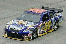 NASCAR - David Reutimann hält sein Versprechen