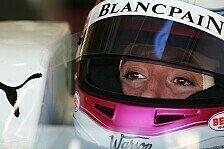 Formel 2 - Schwieriger Auftakt für Natacha Gachnang