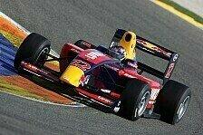 Formel 2 - Rennen 1: Ungefährdeter Sieg für Bortolotti