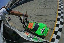 NASCAR - Nationwide: Brad Keselowski als Minimalist