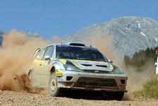 WRC - Ford: Gardemeister und Hirvonen mit tollen Resultaten