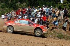 WRC - Peugeot: 2-Euro-Teil kostete möglichen Sieg