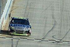 NASCAR - Jimmie Johnson besiegt Tony Stewart