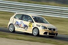 Mehr Motorsport - Heiße Bremsmanöver: Herausforderung für Volkswagen Talente