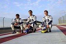 Formel 1 - Williams stellt neue Merchandising-Kollektion vor