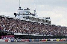 NASCAR - Vorschau: Pocono 500