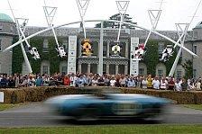 Formel 1 - Goodwood: Wenn Jenson mit seinem Auto spielt...