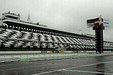 NASCAR - Regen-Pole für Tony Stewart