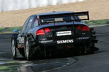 DTM - Ruslana bei Audi