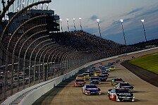 NASCAR - Nationwide: Kyle Busch ist wieder da