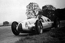 Formel 1 - Tazio Nuvolari - Auf den Spuren einer Legende