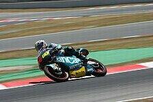 Moto3 - Simon dominiert Rennen am Sachsenring