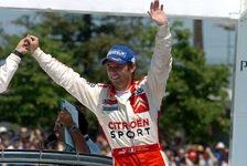 WRC - Griechenland Tag 3: Loeb feiert überlegenen Sieg