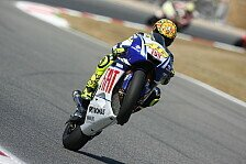 MotoGP - Rossi holt souveränen 100. Sieg