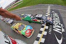 NASCAR - Vorschau: Carfax 400