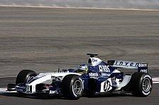 Formel 1 - Testing Time, Tag 1: Nick Heidfeld holt erste Bestzeit des Jahres