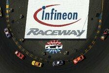 NASCAR - Vorschau: Toyota/Save Mart 350