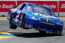 NASCAR - Vierte Pole für Brian Vickers