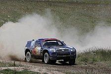 WRC - Orient Rallye, Etappe 7: Vorzeitiger Titelgewinn für Saby
