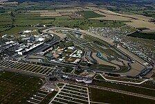 Formel 1 - Frankreich GP: Der Circuit de Nevers