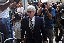 Formel 1 - Bernie der Optimist: Nun kennt uns Amerika
