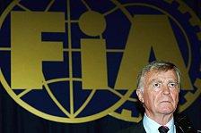 Formel 1 - Mosley setzt neues Meeting mit den Fahrern an