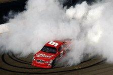 NASCAR - Kasey Kahne schlägt die Spezialisten