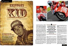 MotoGP - Blick ins Motorsport-Magazin: Juli-Ausgabe