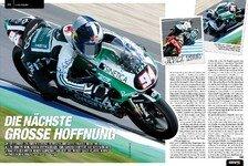 MotoGP - Bilderserie: Das Motorsport-Magazin - Juli 2009